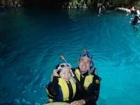 9月27日西風ピューピュー - 沖縄・恩納村のダイビング・青の洞窟体験ダイビング・スノーケルご紹介