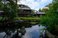 京の夏の旅 旧三井家下鴨別邸と百日紅 - ぴんぼけふぉとぶろぐ2