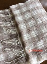 カシミヤで織って見ました - Yohmamaの雑記帳