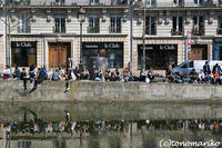 パリはぽかぽか秋晴れの1週間 - パリときどきバブー  from Paris France