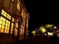 夜の散策 - ゆるやかな時間