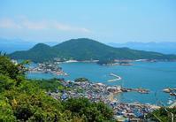 グリーンラインから眺める鞆の浦 - ゆるやかな時間