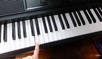 ヤマハ製電子ピアノ クラビノーバ CVPー6 修理 - 青いそらの下で・・・