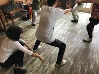 気功教室と秋の味覚 - NPO法人オ〜マイダーリンの活動記録