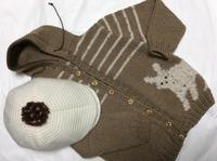 白の帽子 - 帽子工房 布布