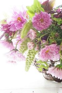 10月レッスン空き枠ご案内(10月15日現在) - アトリエ・コジー・お花に囲まれて