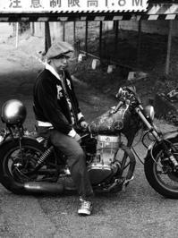 更新後記 VOL.144 - 君はバイクに乗るだろう