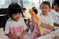 お店屋さんごっこ~値札づくり~(ゆり・ひまわり) - 慶応幼稚園ブログ【未来の子どもたちへ ~Dream Can Do!Reality Can Do!!~】