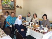 さあらさんと行く♪世界のランチ会「エジプト料理」開催報告 - 幸せと笑顔を運ぶ 難病もちの理学療法士&アクティブカラーセラピスト さあらのブログ