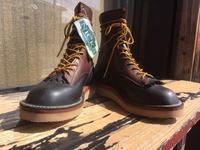 2TONEなNice Work Boots !!!!!!!!!!!!!!!!!! - Crazy Bull の独り言。