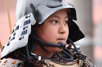 会津藩公行列③(今年も綾瀬はるかに会いに行くのだ!2017.9.23) - 風の中で~