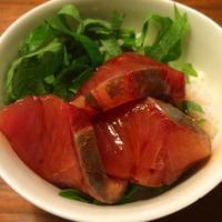 【晩ごはん献立】お刺身定食 - 野口家のふだんごはん ~レシピ置場~