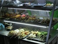 ヤンゴン・BBQストリート - イ課長ブログ