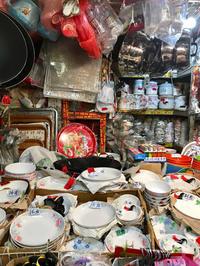 田灣街市の家庭用品店@田灣街市・香港仔 - 菜譜子的香港家常 ~何も知らずに突撃香港~