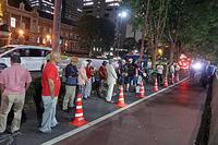 テントひろば 警視庁抗議みみの会 望月衣塑子記者 - ムキンポの亀尻ブログ