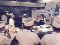 いつもと違う江戸前コースへ - 料理研究家・うきすみどりの寿司ワールド