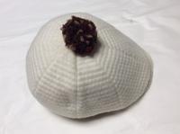 やっとジャスミンさんに - 帽子工房 布布