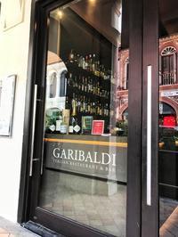 ラッフルズホテル近くの正統派イタリアン@Garibaldi - 日日是好日 in Singapore