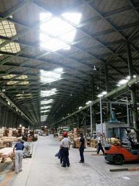 プレカット工場での打合 - TAPO Weblog