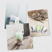 mothers herb 花と欠片のキャンドル 2017.9.27 - itononiwa