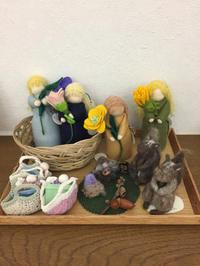 9/30(土)人形劇「ならなしとり」&小さなバザー * news 3 - シュタイナー幼稚園  NPO法人すみれの庭