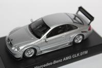 "1/64 Kyosho Mercedes-Benz ""Secret"" AMG CLK DTM - 1/87 SCHUCO & 1/64 KYOSHO ミニカーコレクション byまさーる"