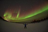 遂に実現!究極のオーロラ体験 イヌヴィック・ツアー  第三話 オーロラ大感謝祭 - ヤムナスカ Blog