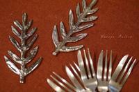 アルミの箸置き - 雑貨な日々