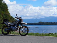 装甲機蹄ヤックル 慣らし運転2日目 ~ツーリングセロー~ - 風と陽射しの中で ~今日はバイクで何処に行こう!?~