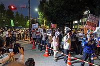 #0925官邸前に押し掛けよう戦争・治安・改憲NO!霞ヶ関デモ - ムキンポの亀尻ブログ