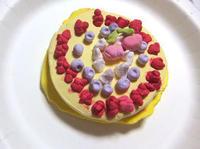 2017年9月は粘土で「パンケーキ」と「アイス」を作りました♪ - 絵画教室アトリえをかく