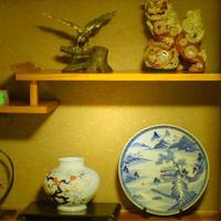 昔のお金持ちのお部屋みたいな「清香荘」にて - poem  art. ***ココロの景色***