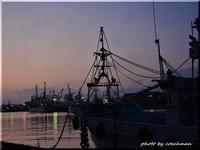 啄木と薄暮の釧路川 - 北海道photo一撮り旅