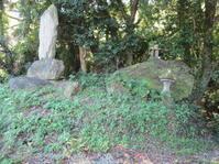 古代の祭祀場なのか、明見社は - 地図を楽しむ・古代史の謎
