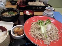 【長野駅】「ぼっち」に振られて、Midoriの「みよ田」で信州そば - お散歩アルバム・・Sandwich Days