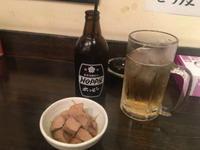 夜の杉田に憩う - 実録!夜の放し飼い (横浜酒処系)