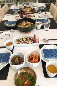 9月の韓国料理 - 美味しい韓国 美味しいタイ@玄千枝クッキングサロン