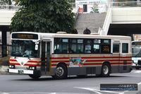 (2017.8) 関東自動車・宇都宮200か679 - バスを求めて…