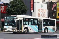 (2017.8) 関東自動車・栃木22う1118 - バスを求めて…