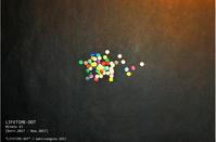 """ART WORK: """"LIFETIME-DOT"""" / Minato 67dots !! - maki+saegusa"""