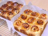 ひとつの生地から - ~あこパン日記~さあパンを焼きましょう