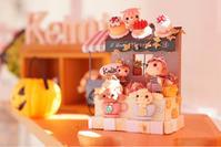 秋のほっこりスイーツ&ハロウィ仮装コンテストのお知らせ - 『小さなお菓子屋さん Keimin 』の焼き焼き毎日