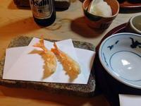 赤坂「天茂」の夜の天ぷらコース - のんびりまったり写真館
