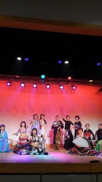 ベリーダンスの発表会☆ - 占い師 鈴木あろはのブログ