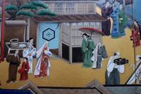 堺東(さかいひがし)散歩写真 - 牛の散歩写真・関西版