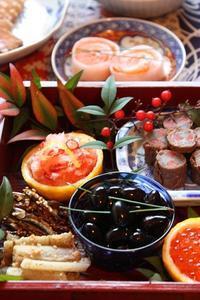 11月21日お節料理のレクチャー会 - Rose ancient 神戸焼き菓子ギャラリー