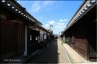 奈良・今井町 ① - 今日のいちまい