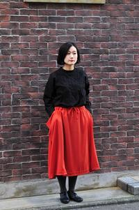 THE FACTORYのスカート - no14 staff blog