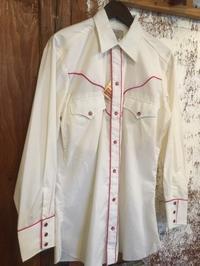 白のウエスタンシャツ。 - highlife Times