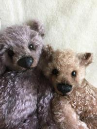 """明日から!「おにんぎょあそび展」in 京都おはりばこさん - Soyo of """"Baby Talk Bears"""""""